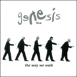Genesis The Way We Walk Live