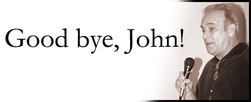 John Mayhw 1947-2009