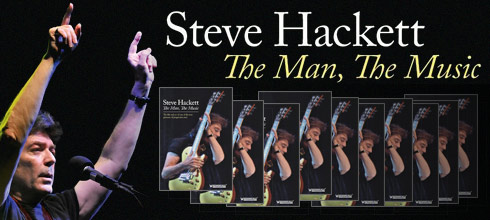 Steve Hackett The man The Music DVD review