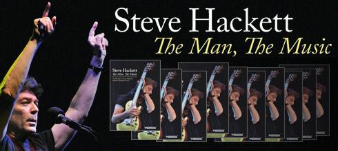 Steve Hackett The man The Music DVD review