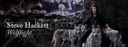 Steve Hackett Wolflight Rezension Header