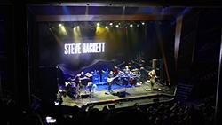 Steve Hackett live Cruise To The Edge 2017