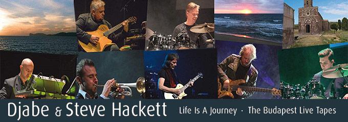 Steve Hackett & Djabe live