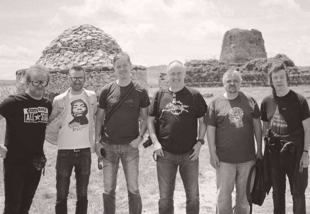 Band in Sardinia