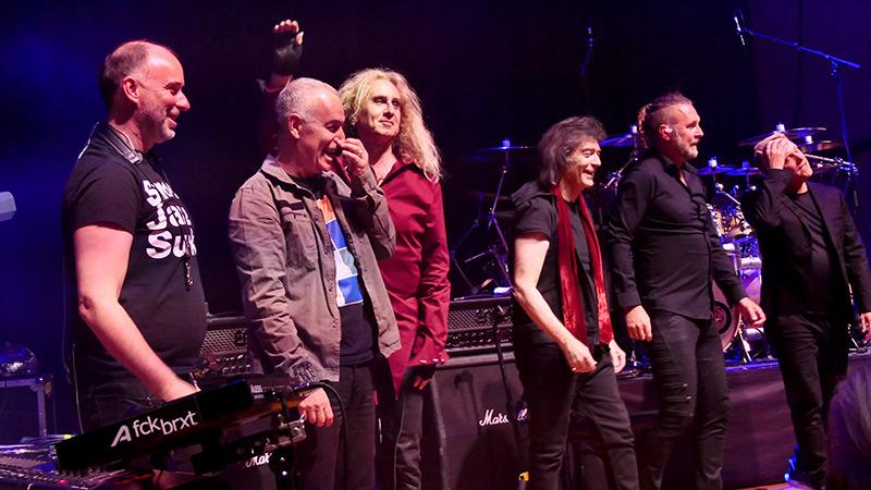 Steve Hackett and Band