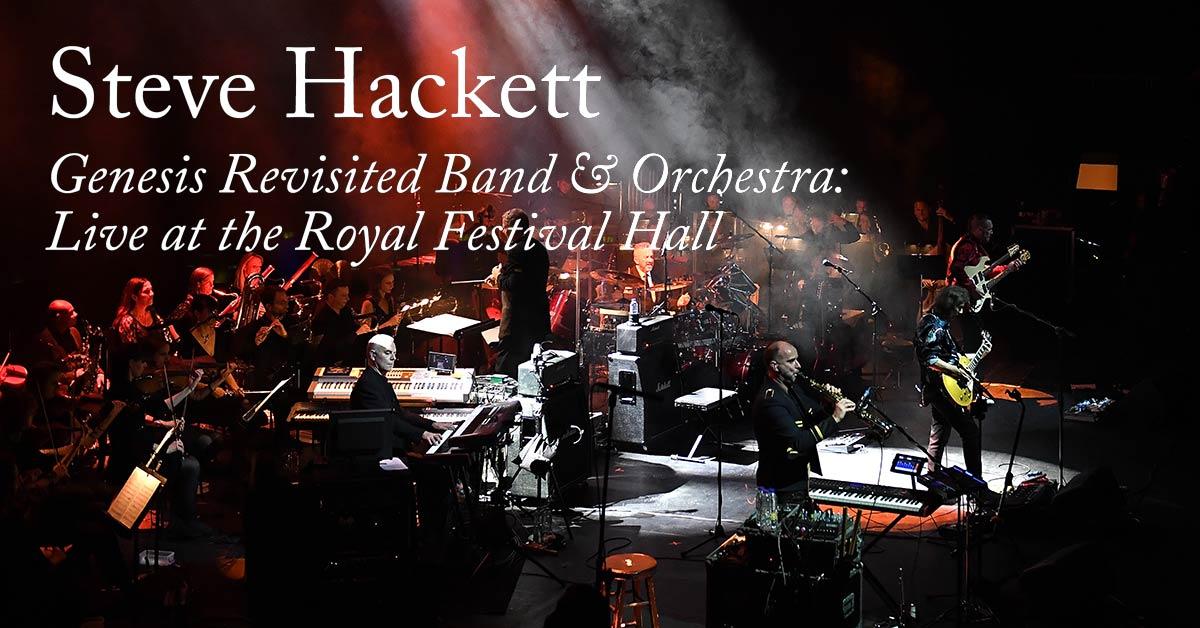 Steve Hackett Band & Orchestra