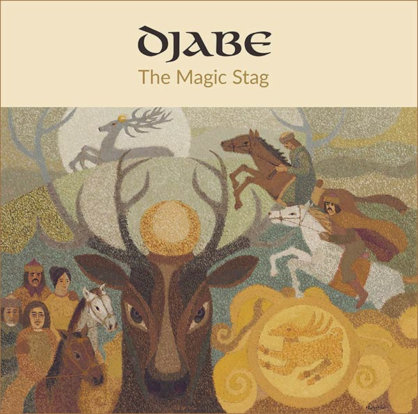 Cover The Magic Stag
