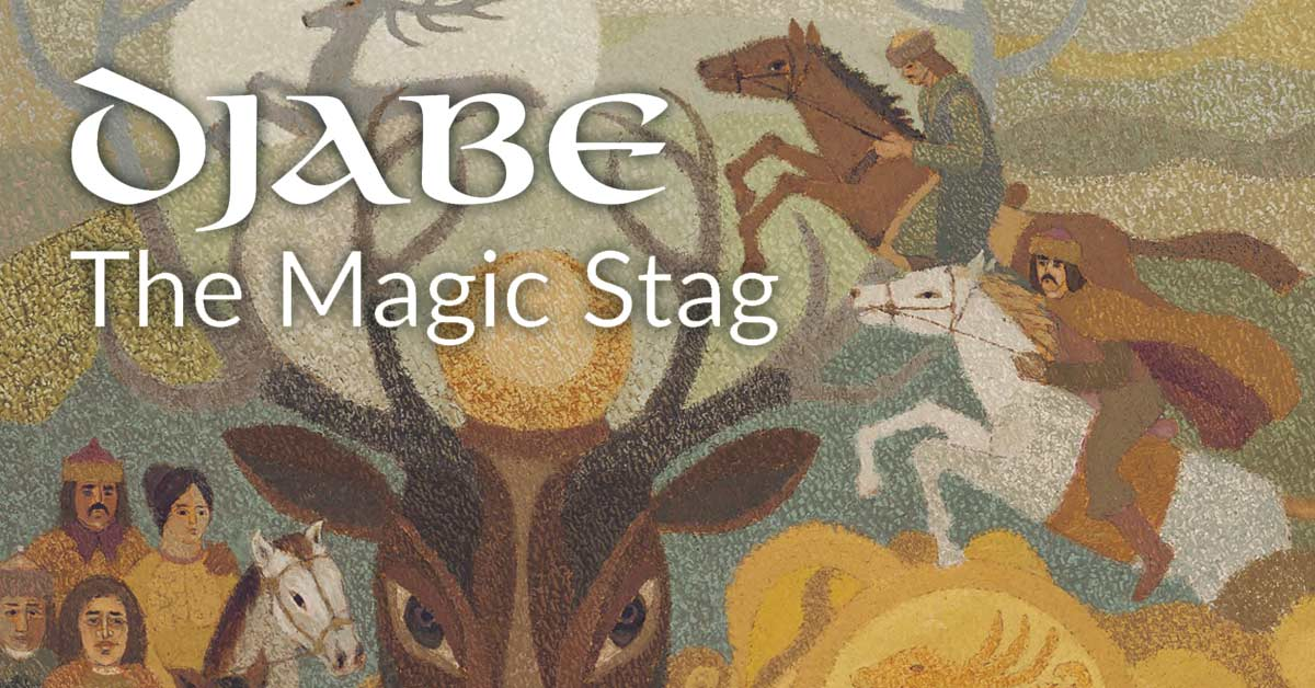 Djabe The Magic Stag