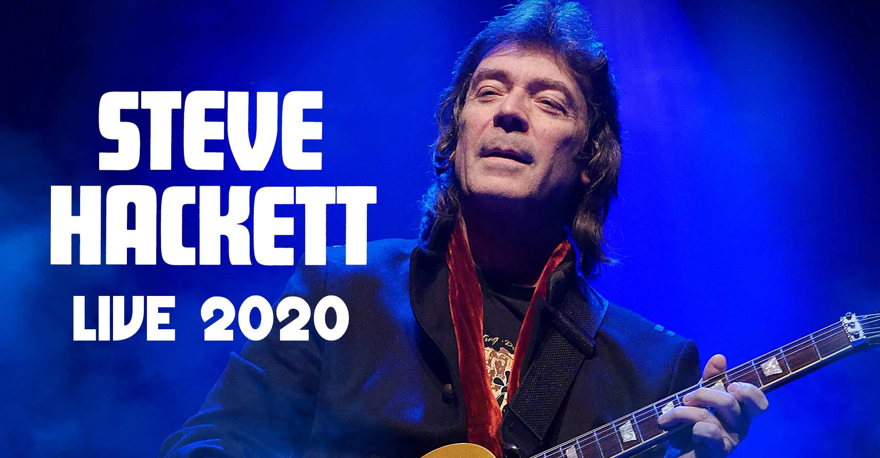Steve Hackett - Genesis Revisited and more - live 2020