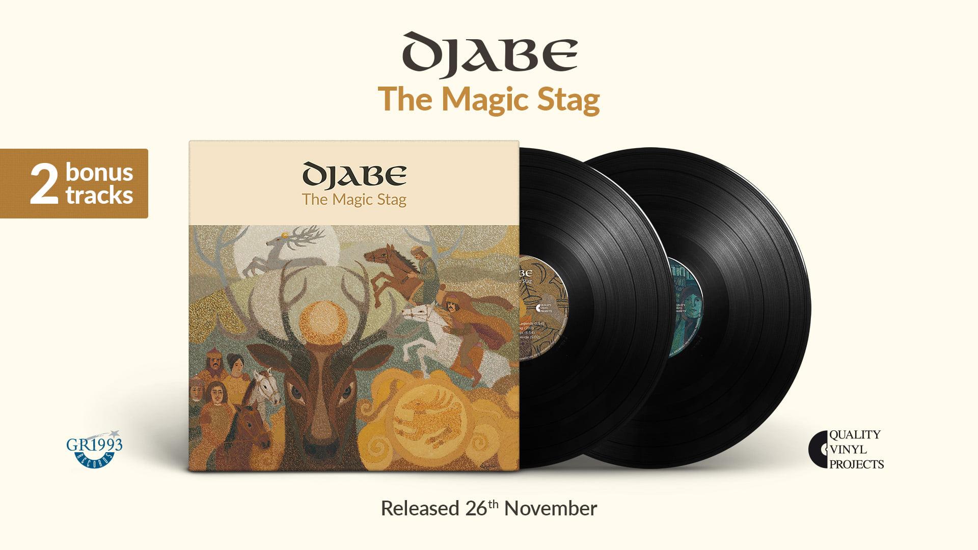Magic Stag Vinyl