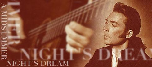 Steve Hackett A Midsummer Night's Dream