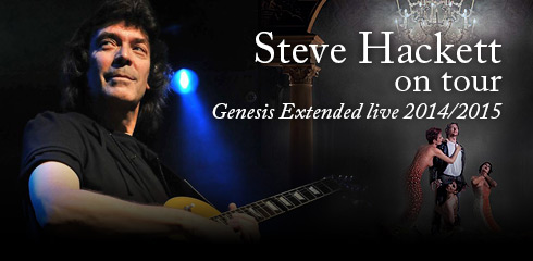 Genesis Revisited Tour 2014 / 2015