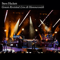 Genesis Revisited Live At Hammersmith cover