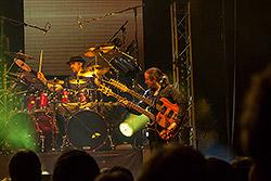 Steve Hackett Band 2013 Kampnagel