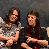 Steve and Ray Wilson