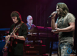 Ray Wilson, Riger King, Steve Hackett München 2013