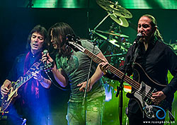 Ray Wilson mit STeve Hacketts Band, München 2013