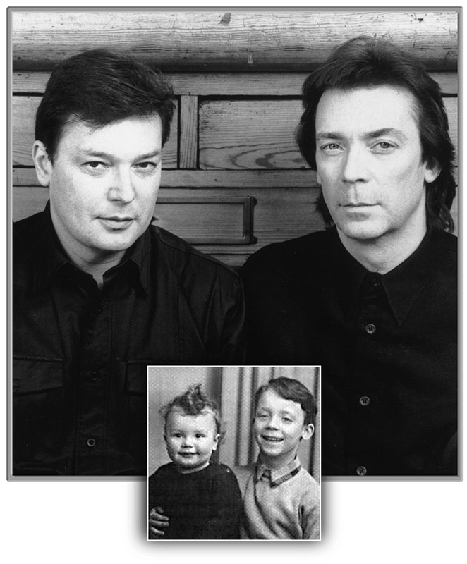Steve Und John Hackett