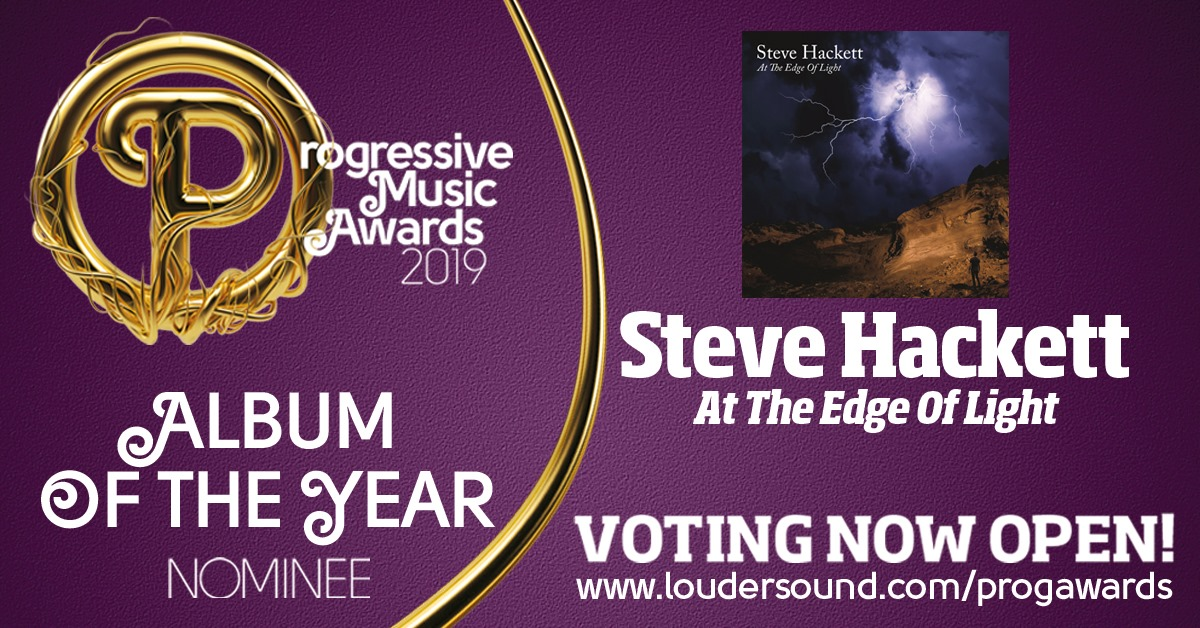Album Of The Year - Vote for Steve!