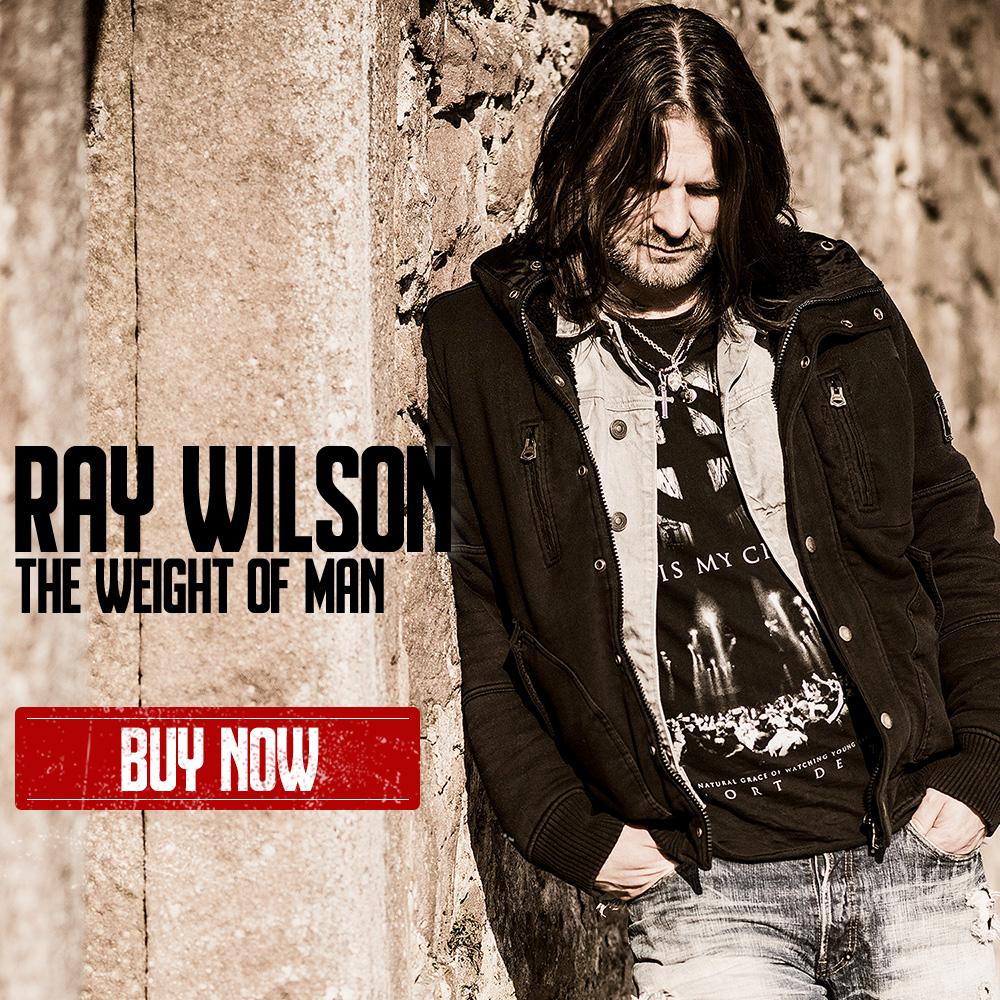 Weight Of Man Ray Wilson