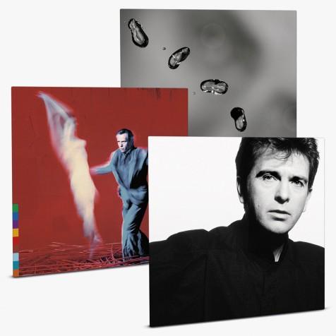 Gabriel auf Vinyl, So US UP