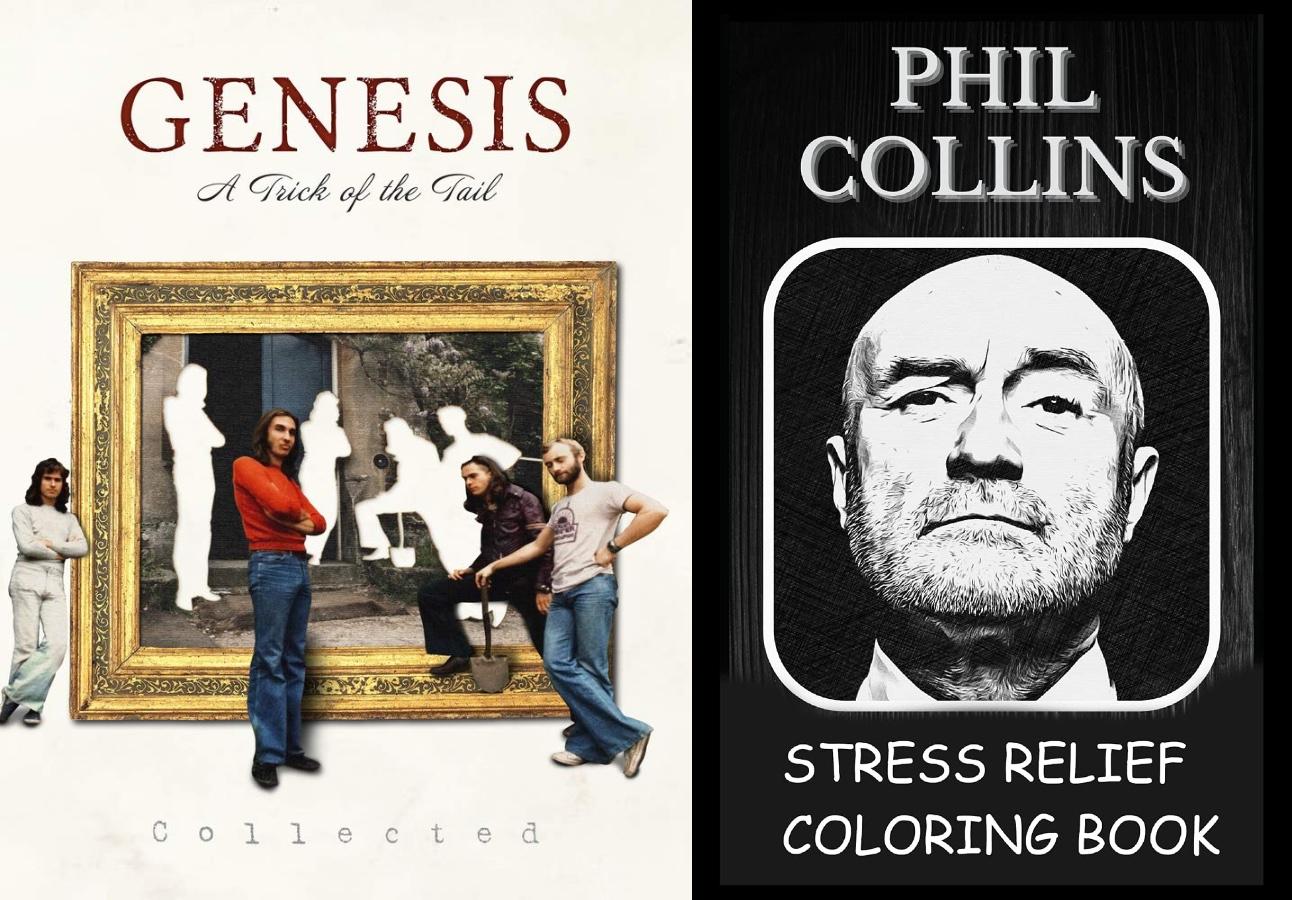 Genesis Collins Bücher
