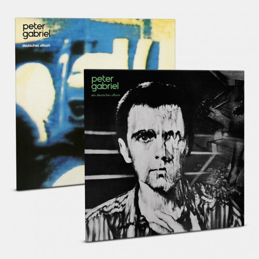 Peter Gabriel Vinyl reissues