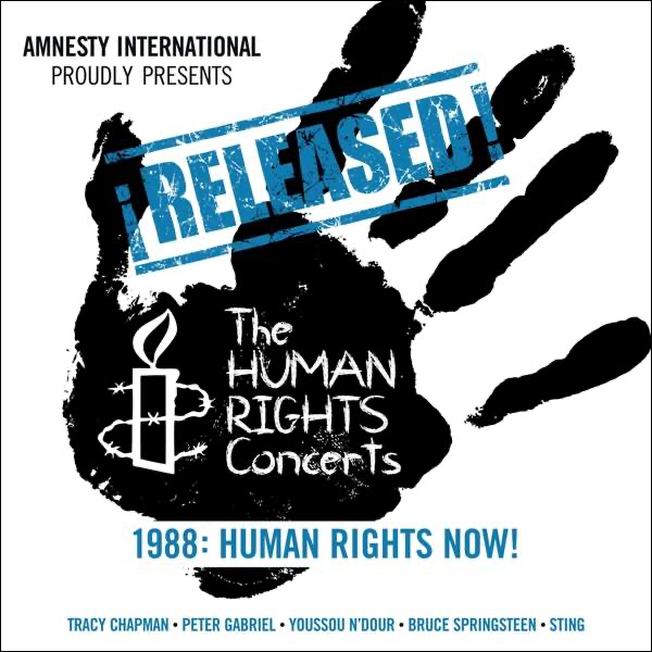 Human Rights Now Released