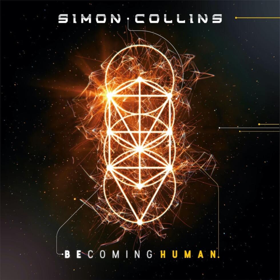 Simon Collins Becoming Human