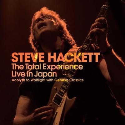 Steve Hackett live in Japan