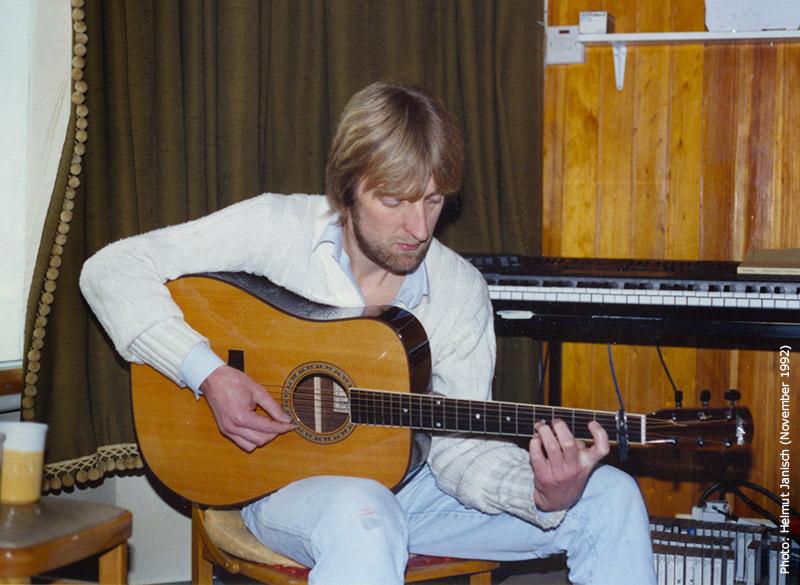 Anthony Phillips 1992