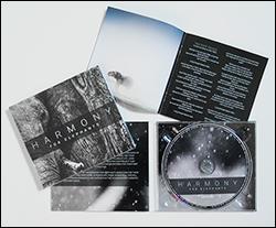 CD album Harmony For Elephants