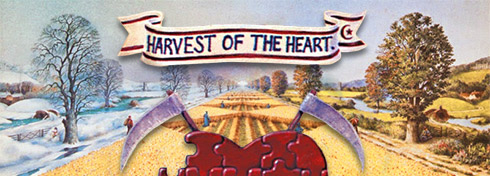 Header Harvest Of The Heart