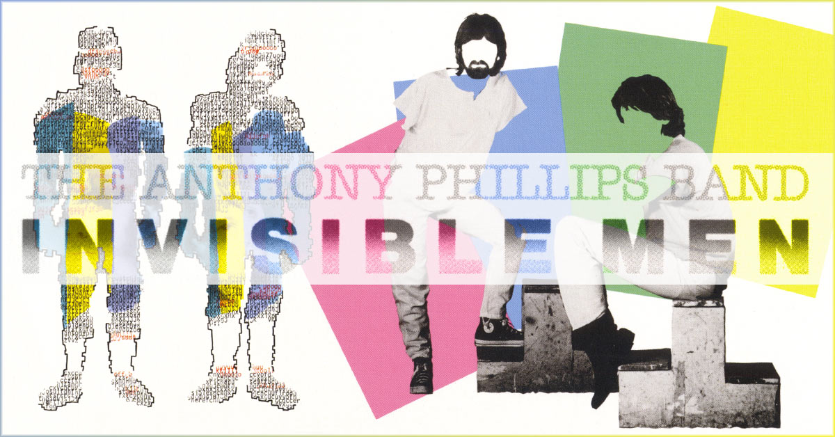 Anthony Phillips Invisivle Men