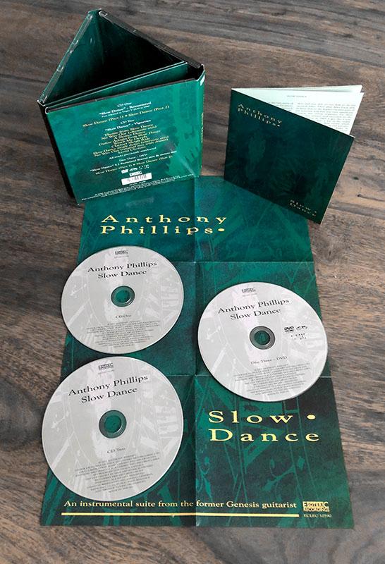 Slow Dance package 2017