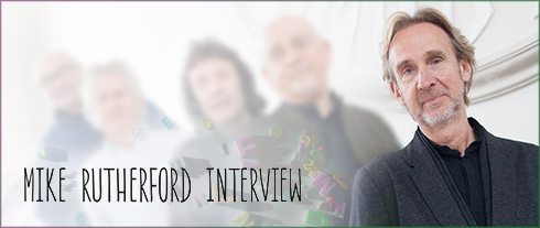 Mike Rutherford Interview Header