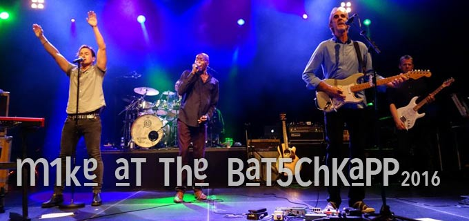 Mike + The Mechanics live Batschkapp 2016