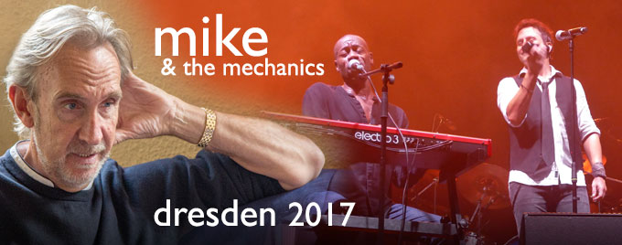 Mike Rutherford Interview 2017 and Mechanics show report