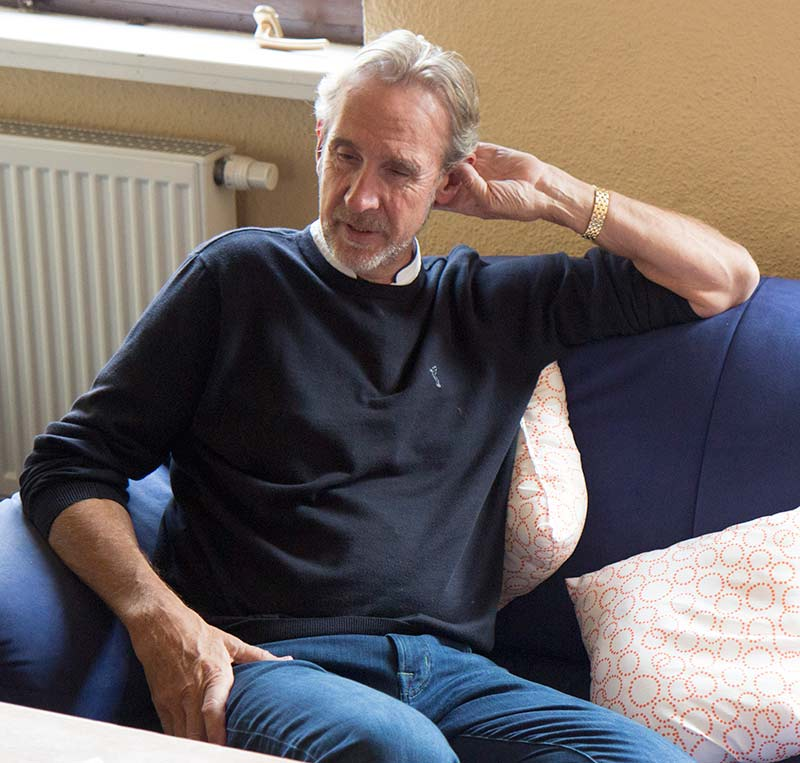 Mike Rutherford Interview