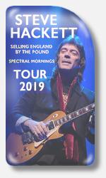 Steve Hackett live 2019