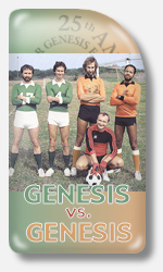 Genesis Song-Liga - interaktives Spiel