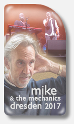 Mike Rutherford Interview und Mechanics Konzertbericht Dresden 2017