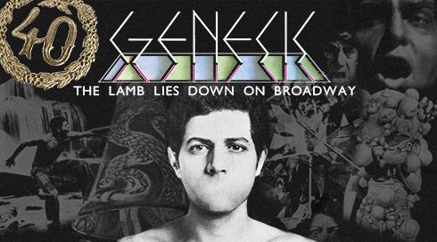GENESIS - The Lamb Lies Down On Broadway wird 40