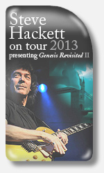 hackett genesis revisited live 2013