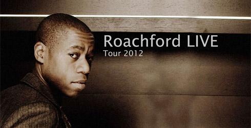 Roachford 2012 live