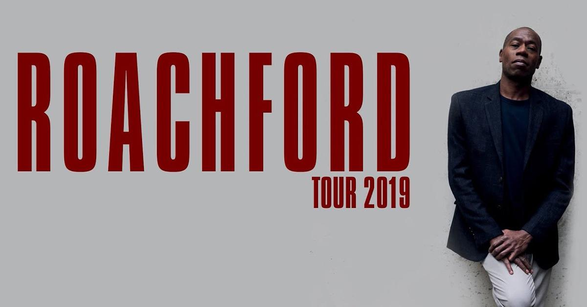 Andrew Roachford live 2019
