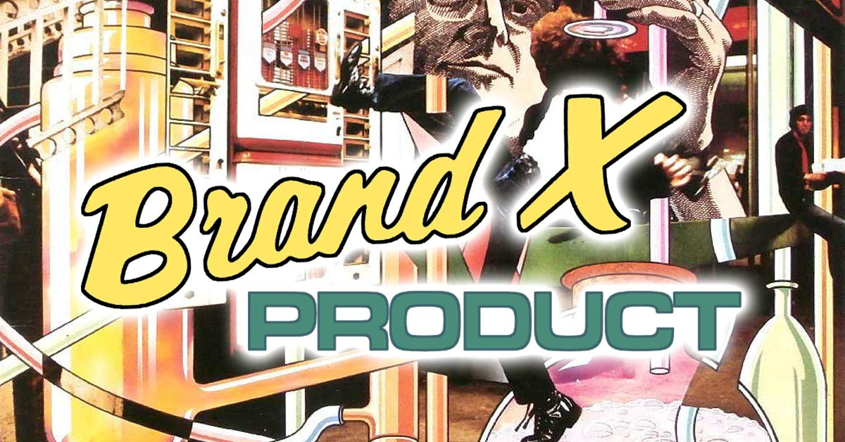 Brand X Product