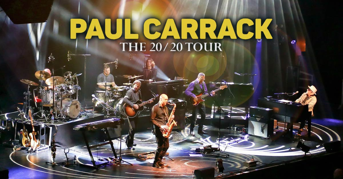 Paul Carrack live 2020