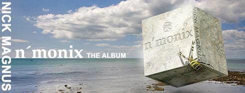 Nick Magnis nmonix CD review header