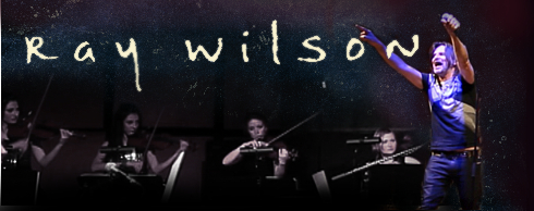 Ray Wilson + 14 piece band live header